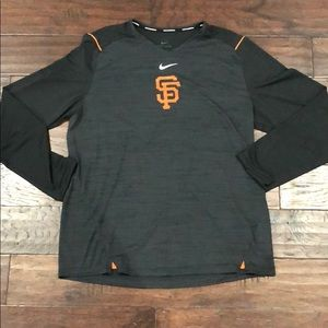 San Francisco Giants Longsleeve